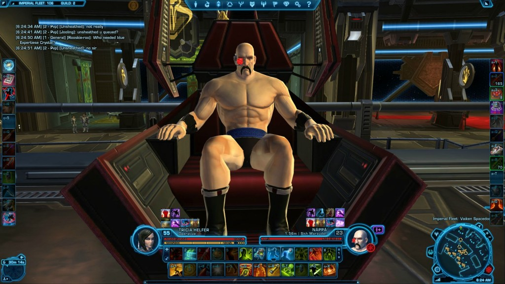 swtor classes changes