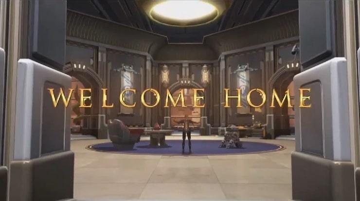SWTOR Player Housing Announcement Trailer
