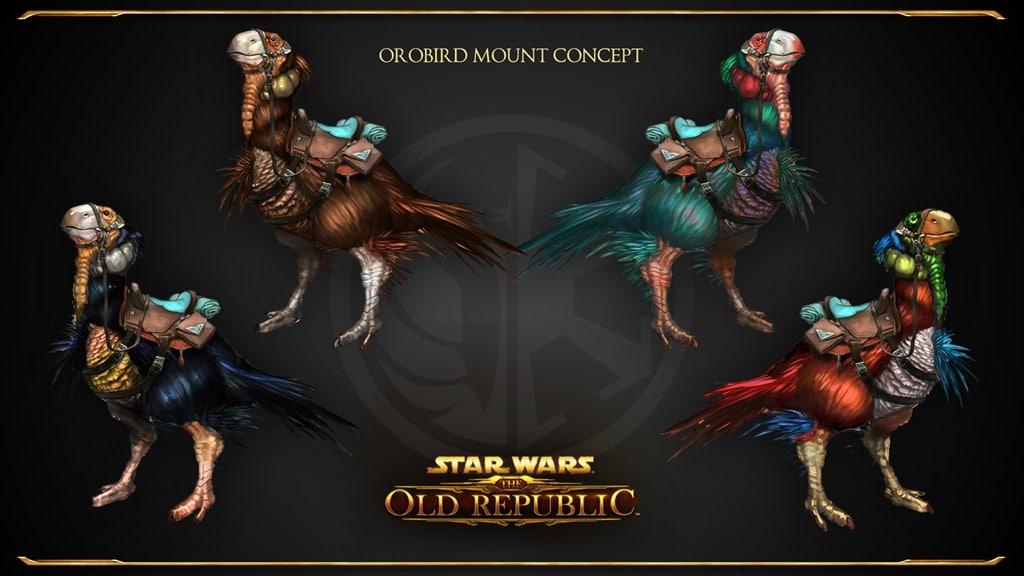 SWTOR_Orobird_Mount_Concept