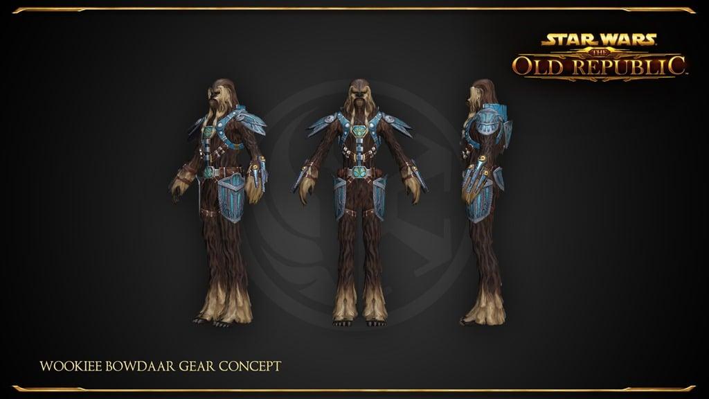 SWTOR_Wookiee_Bowdaar_Concept