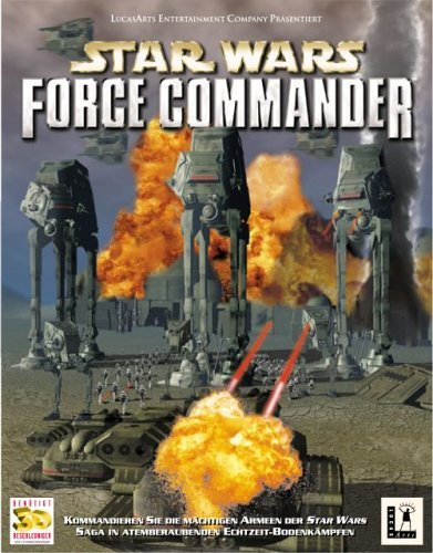 Star Wars Retro games Force Commander