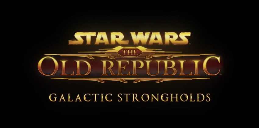 star wars the old republic Galactic Strongholds