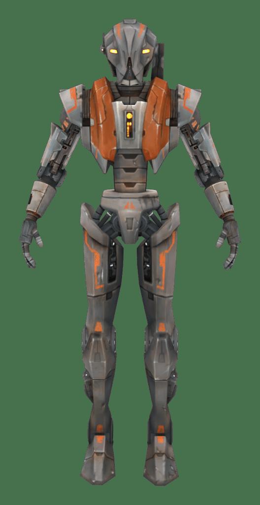 Advanced Recon HK Customization
