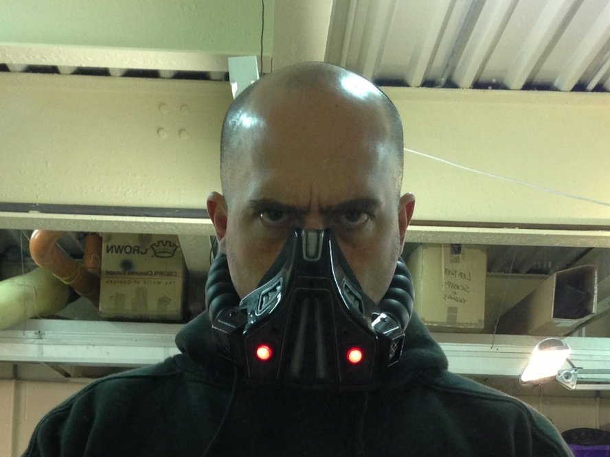 Darth Malgus Replica Mask