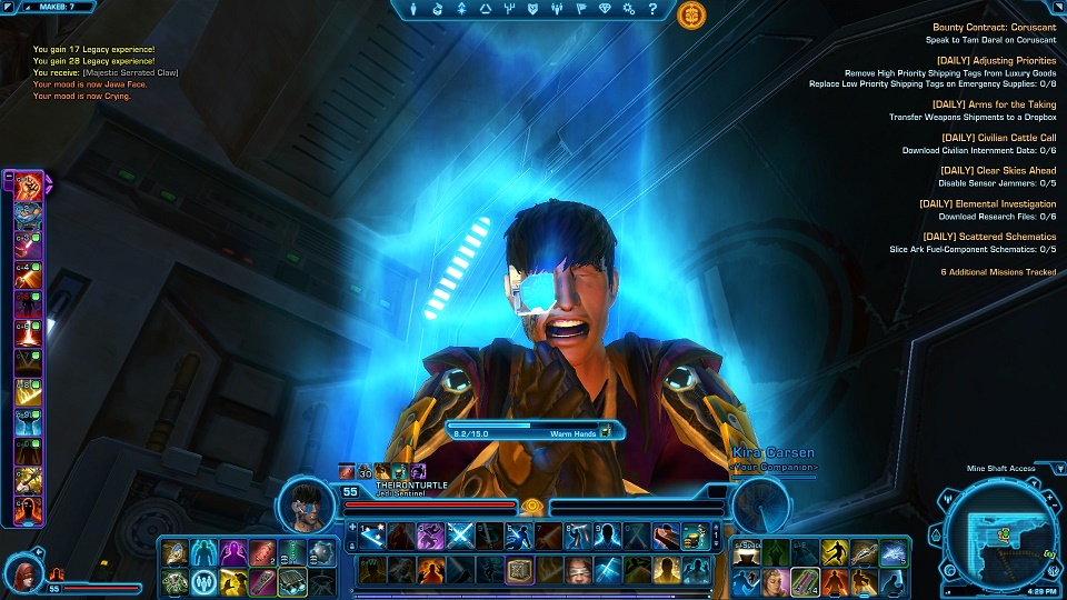 swtor patch 2_8_1