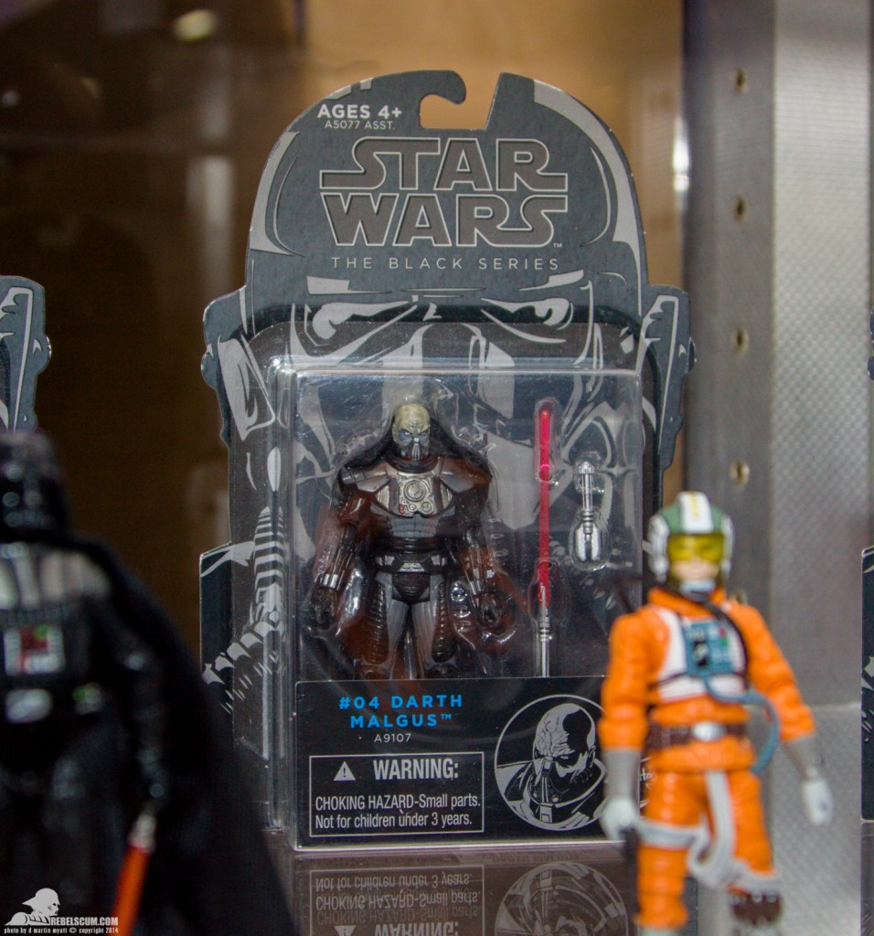 Darth Malgus Action Figure Released