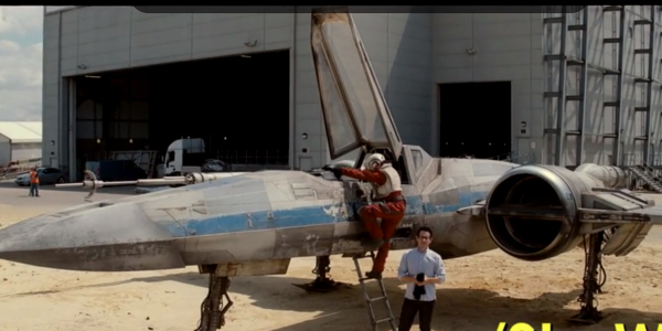 J.J Abrams Wants You xwing
