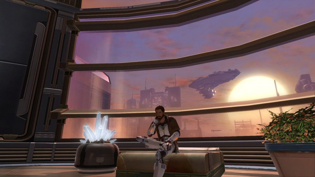 new sit in swtor