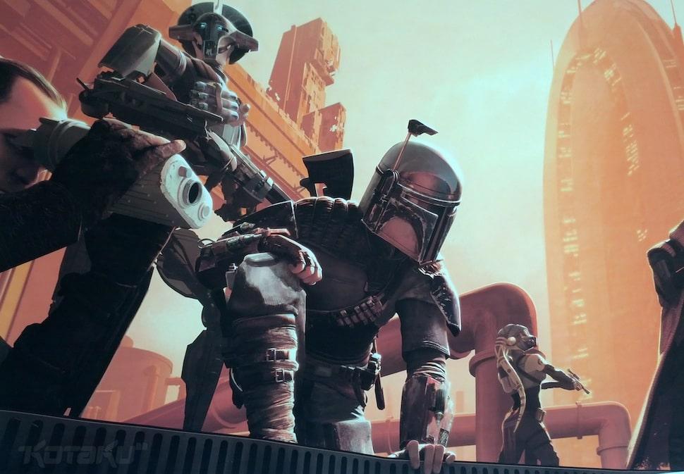 new star wars bounty hunter game