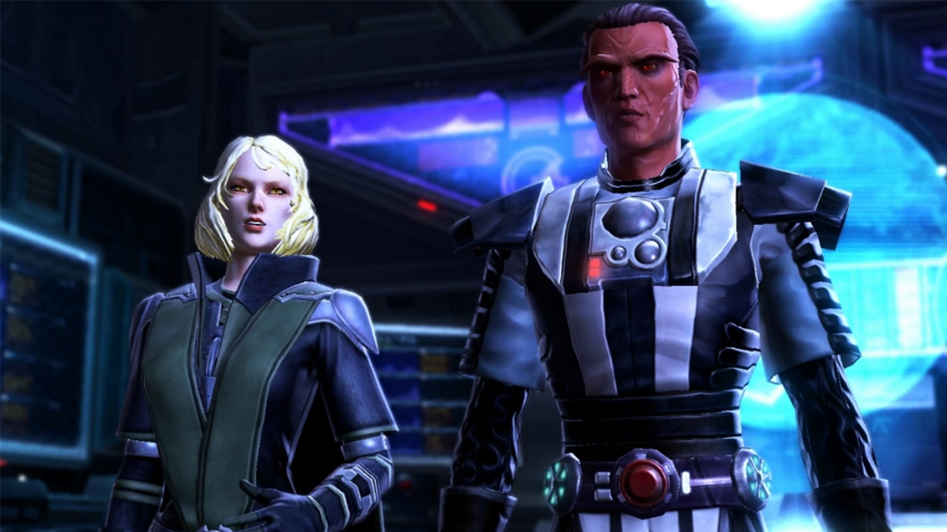 swtor story