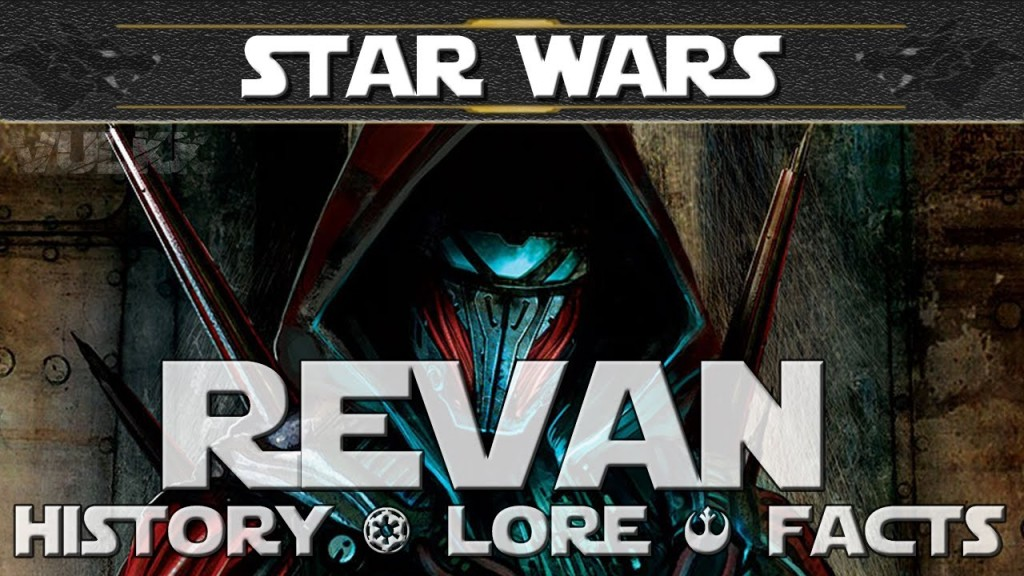 Revan - History lore and facts