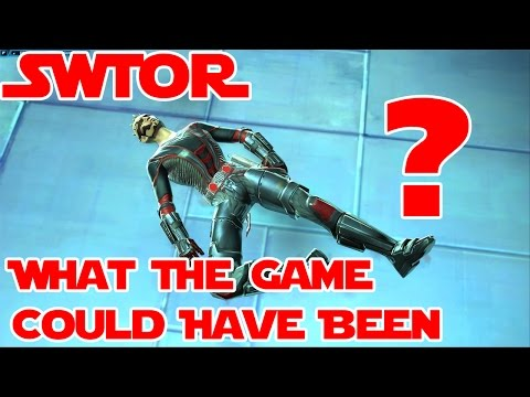 SWTOR – What The Game Could Have Been
