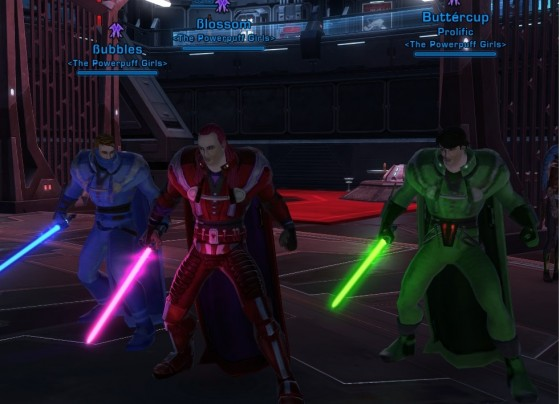swtor The Things You See on Fleet