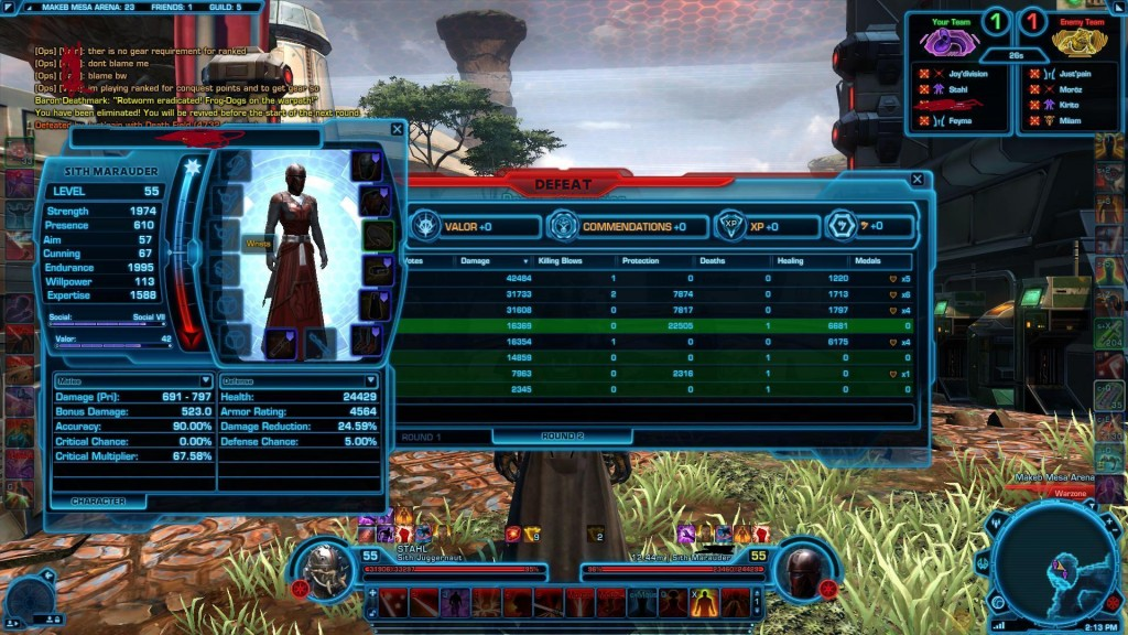swtor pvp