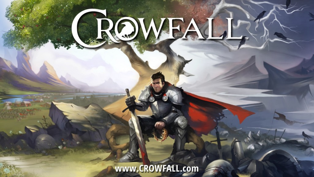 Crowfall mmorpg