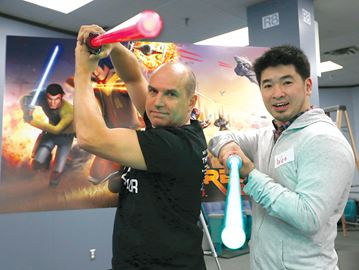 Disney Launches New Star Wars Game with Kanata