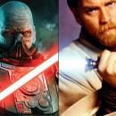 Obi-Wan Kenobi vs Darth Malgus 3-Part Series