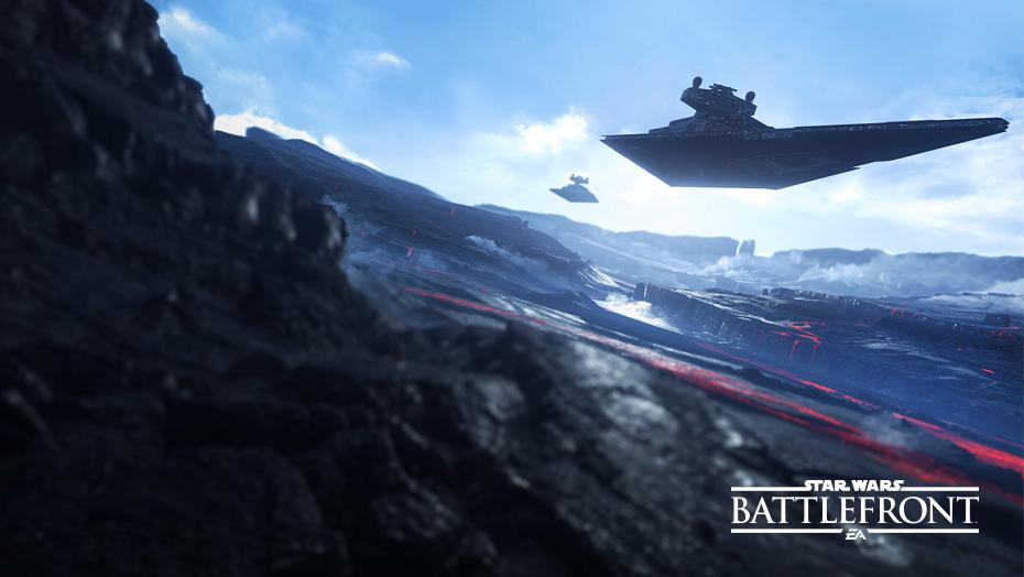How DICE used Photogrammetry to Capture Every Last Detail for Star Wars Battlefront