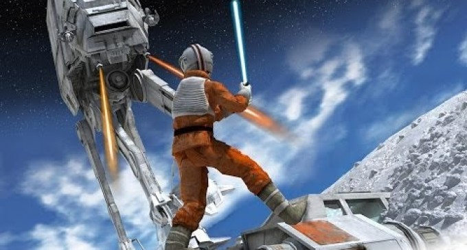 The Evolution of the Most Iconic Star Wars Battle in Video Games