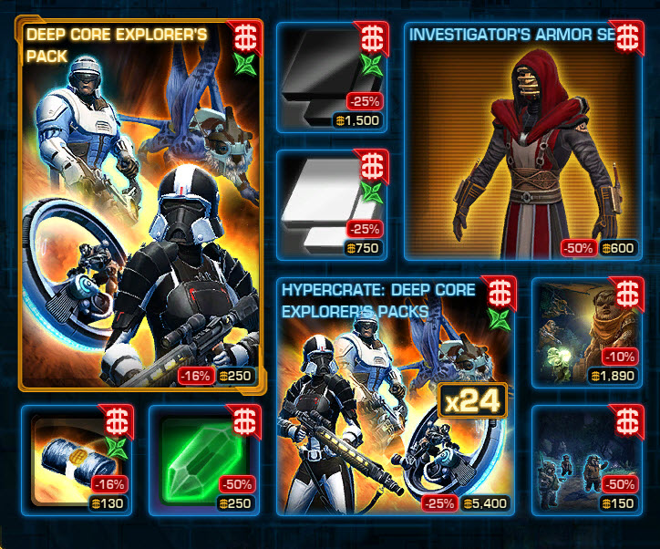 hanges to the Cartel Market — Tuesday May 12 – 19
