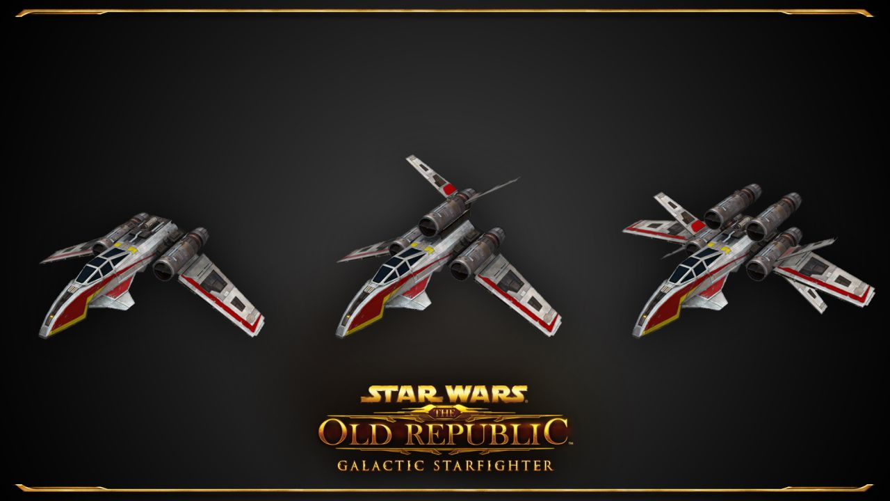 swtor Strike Fighters