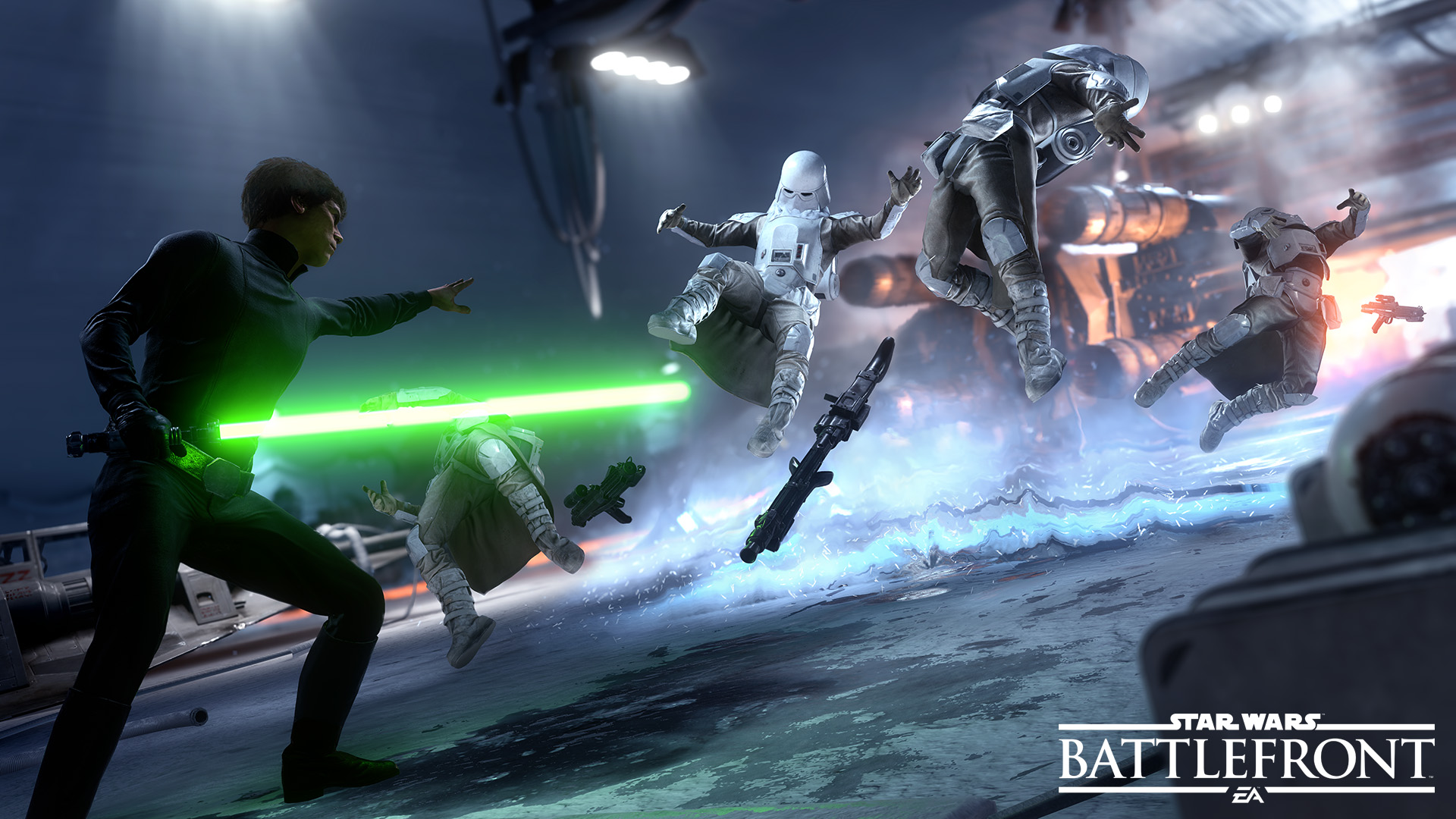 EA prepared to delay Star Wars Battlefront 'if it wasn't right'