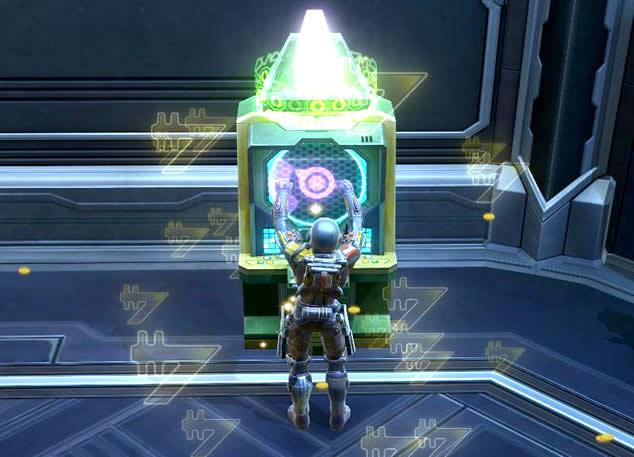SWTOR Contraband Slotmachine