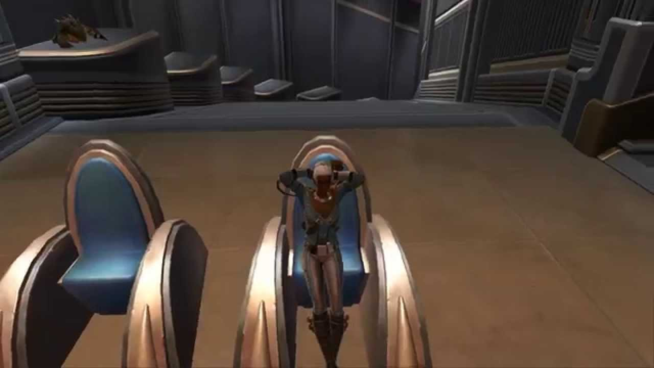 Temple Chair decoration swtor