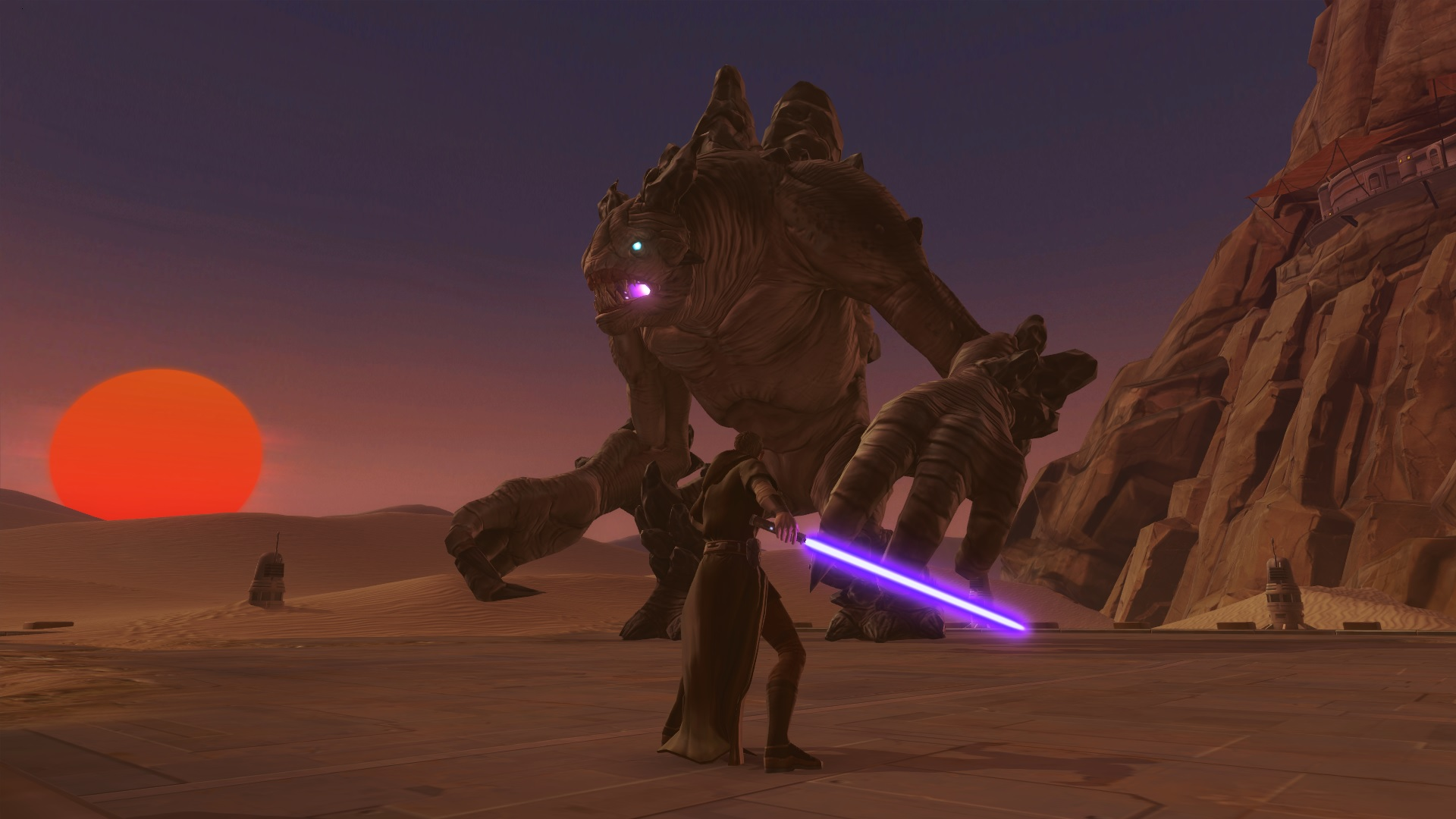 swtor big bad monster