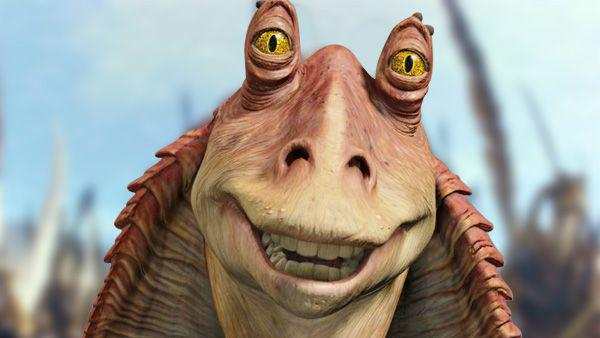 Jar Jar was Playable Hero in Cancelled BFIII