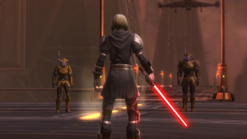 SWTOR EA Fallen Empire Preview with Jesse Sky 3