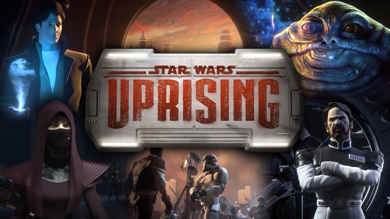 Star Wars - Uprising trailer