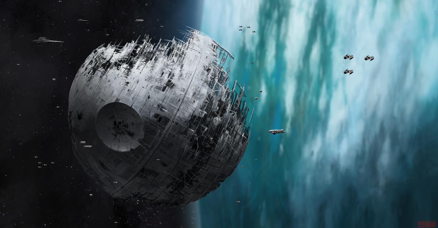 There's no Death Star map in Star Wars Battlefront