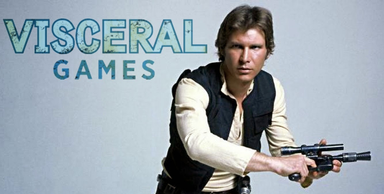 Visceral's  Han Solo Star Wars game