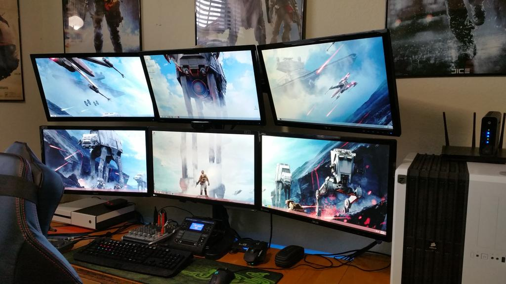 star wars battlefront command center