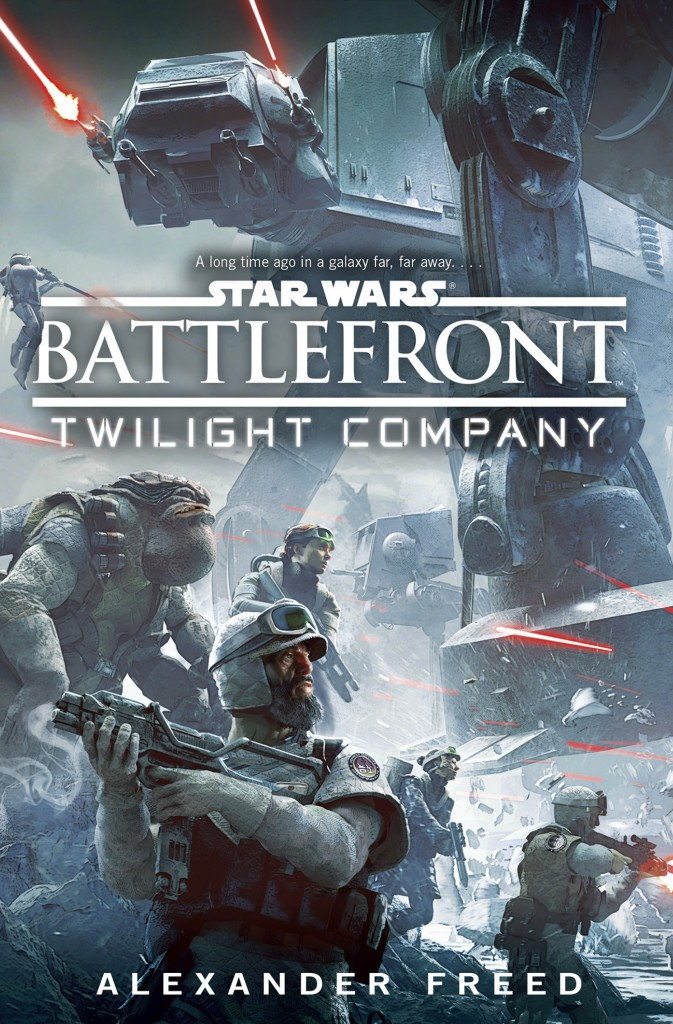Cover For Star Wars Battlefront Twilight Company Revealed