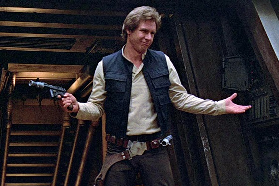 President of Lucasfilm talks Han Solo Movie