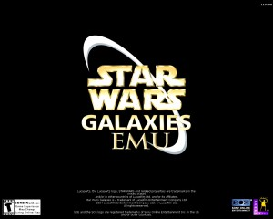 Star Wars Galaxies Emulator