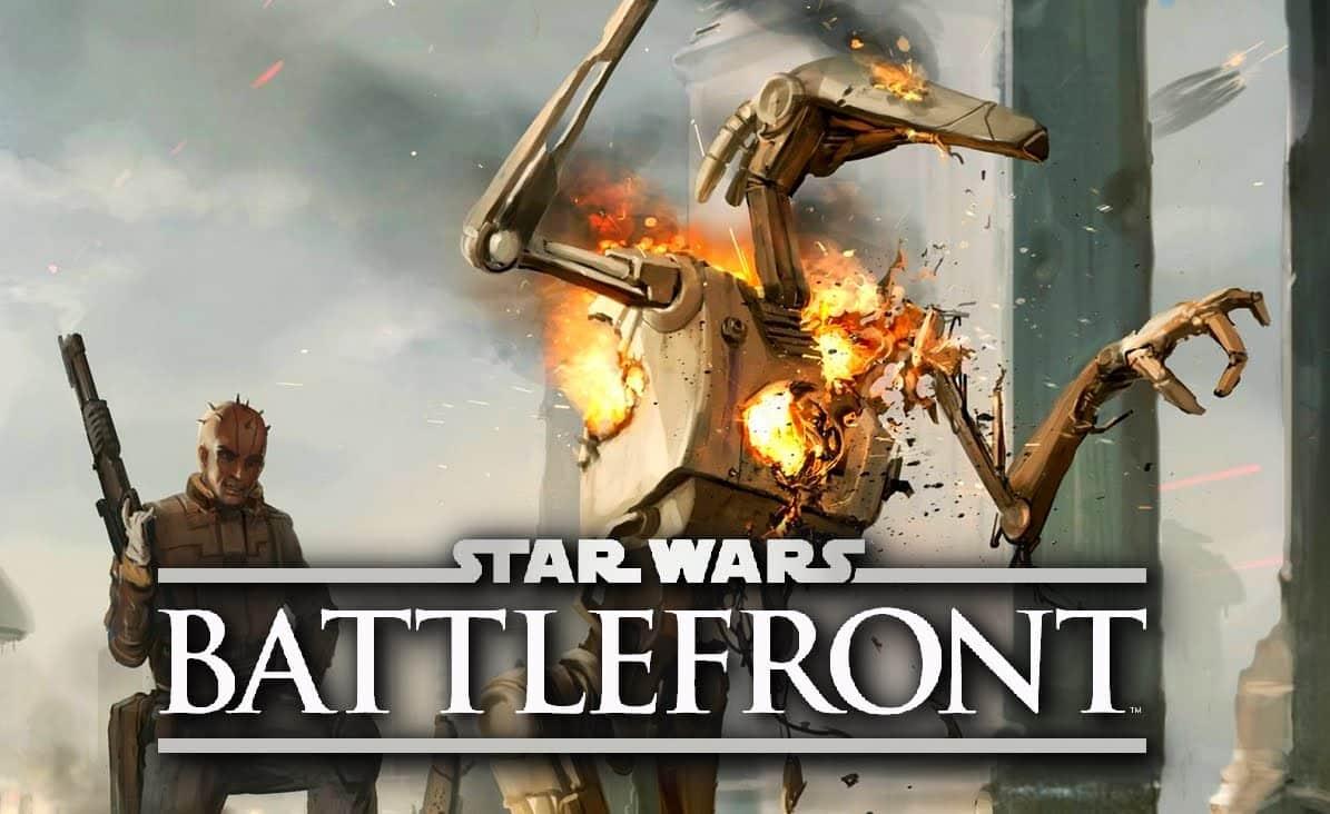 Battlefront is It or is It Not Like Battlefield