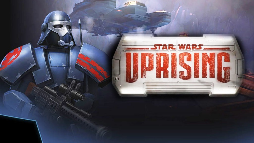 Q&A with Star Wars Uprising Creator Daniel Erickson