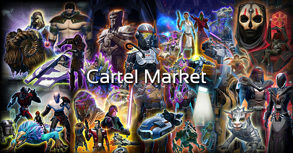 swtor cartel maket sale