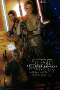 star wars ep VII poster