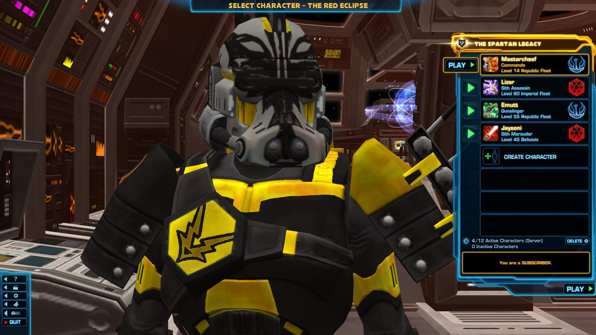 Kotfe Level 60 Character Creation Is Bugged Star Wars Gaming Star Wars Gaming News