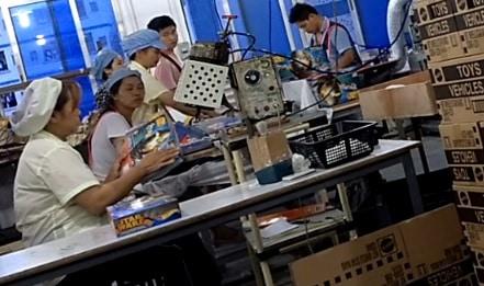 Winsen factory workers