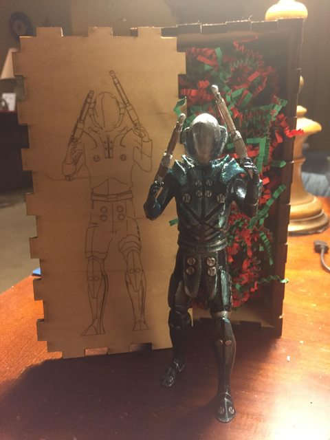 An Absolutely AMAZING SWTOR Christmas Present!