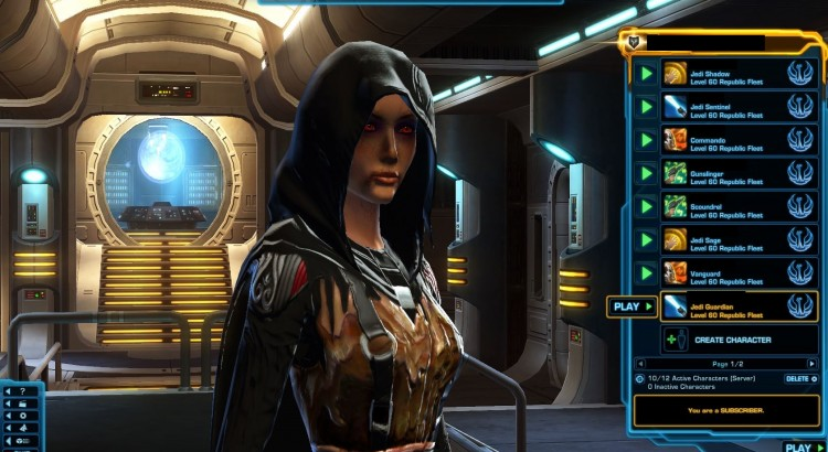 Changes To Start At Level 60 Armor In Swtor Star Wars Gaming Star Wars Gaming News