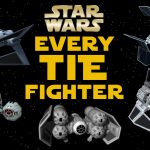 All TIE Fighter Types and Variants (Legends) - Star Wars Explained