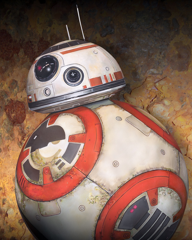 BB-8 by Kevin Graham