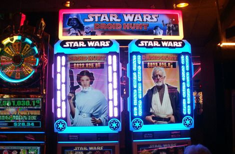 Disney Discontinued the Star Wars Slot Machines in Vegas 1