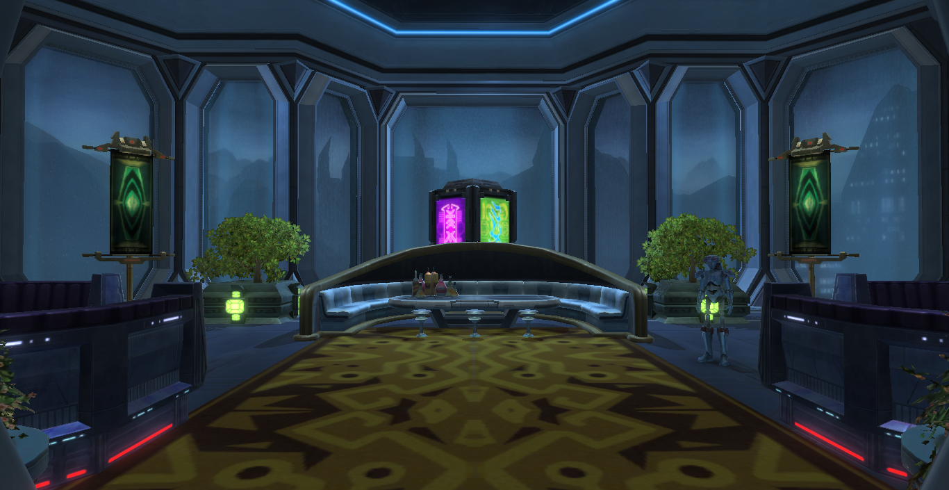New Way to Design Your SWTOR Stronghold